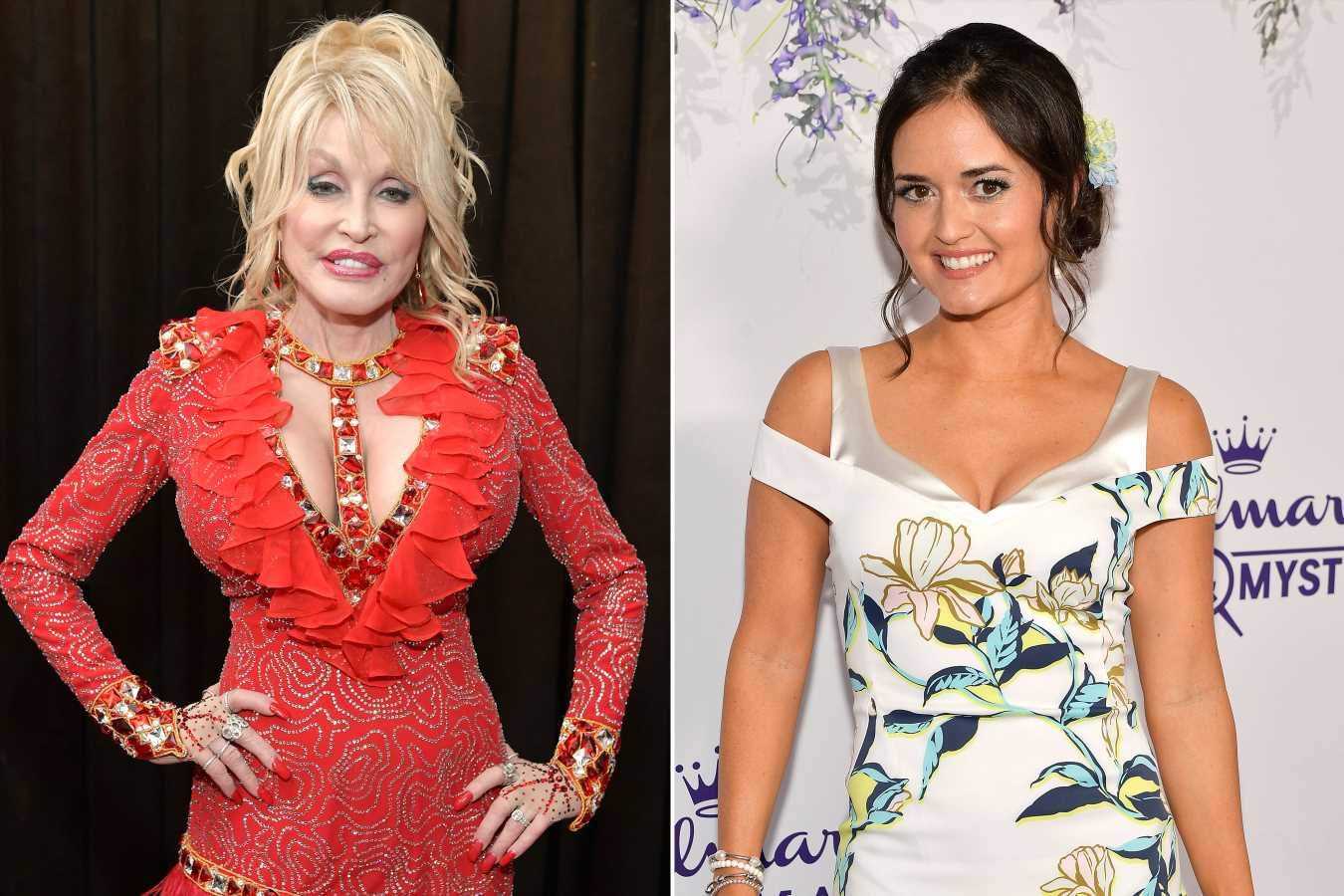 Hallmark Channel to Air Christmas at Dollywood with Danica McKellar and, Yes, Dolly Parton