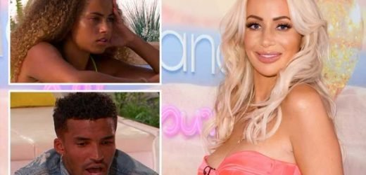 Love Island's Michael is playing a massive game and is just using Amber to get to the final, warns Olivia Attwood – The Sun