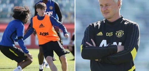 Man Utd boss Ole Gunnar Solskjaer vows to get tough on pampered flops to get the best out of them this season – The Sun
