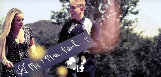 Jake Paul and Tana Mongeau keep 'engaged' story going with video of their 'engagement photos'