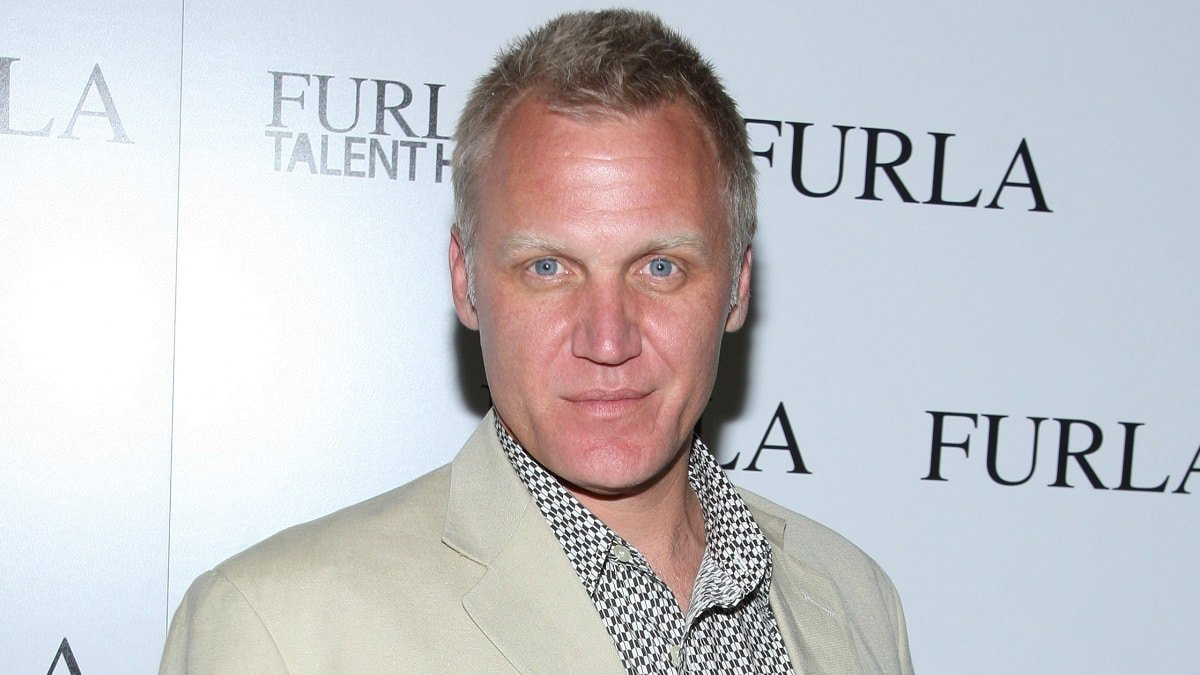 Anthony Michael Hall wasn't on Yellowstone, it was Terry Serpico playing Malcolm's brother Teal
