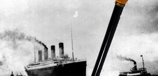 How the auction of a Titanic survivor's walking stick prompted a family feud