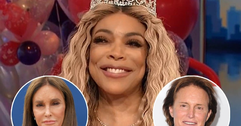 Wendy Williams Slams Caitlyn Jenner for Not Attending Son Brody's Wedding, Says Bruce Was Better