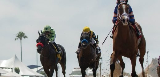 Third horse dies at Del Mar racetrack