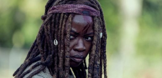 Comic-Con: Danai Gurira confirms 'The Walking Dead' Season 10 will be her last