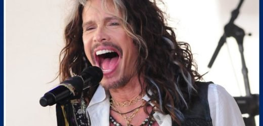 Steven Tyler Joins Paul McCartney For 'Helter Skelter' In Las Vegas