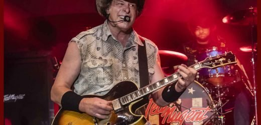 Ted Nugent Calls Trump 'The Best President I Have Ever Seen'
