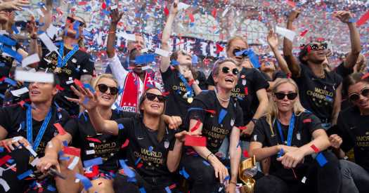 With a World Cup Boost, an Agent Bets on Female Athletes