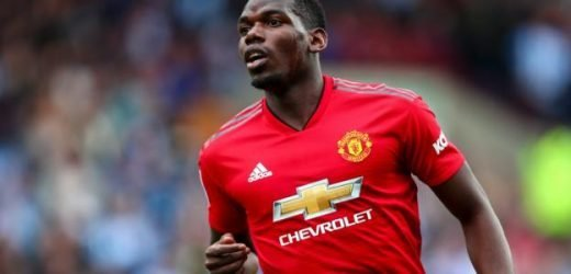 Paul Pogba: Man Utd midfielder travels with squad for pre-season tour