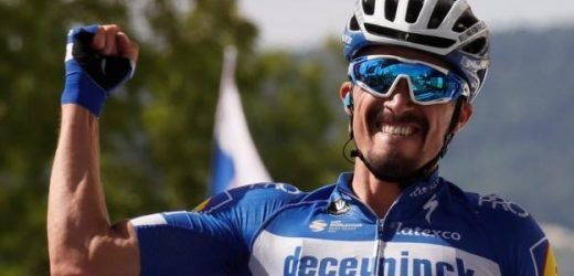 Tour de France 2019: Alaphilippe claims yellow jersey after stage three win