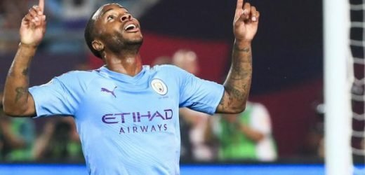 Raheem Sterling: Sky is the limit for Manchester City winger, says Kyle Walker