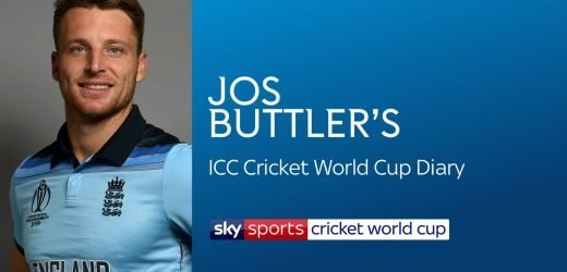 Jos Buttler: England fully focused on making history in World Cup Final