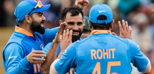 India and Australia fight for Cricket World Cup top spot on Saturday