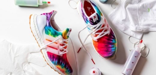 How Much Are The Adidas Consortium x Nice Kicks Tie-Dye UltraBOOSTs? They're Worth The Coin