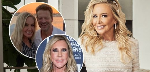 Shannon Beador Confirms New Boyfriend, Says Vicki Gunvalson Is 'Integral Part' of 'RHOC' Season 14 Despite Demotion (Exclusive)