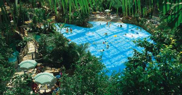 Mum's 'screams to wake up boy' who died at Center Parcs indoor pool