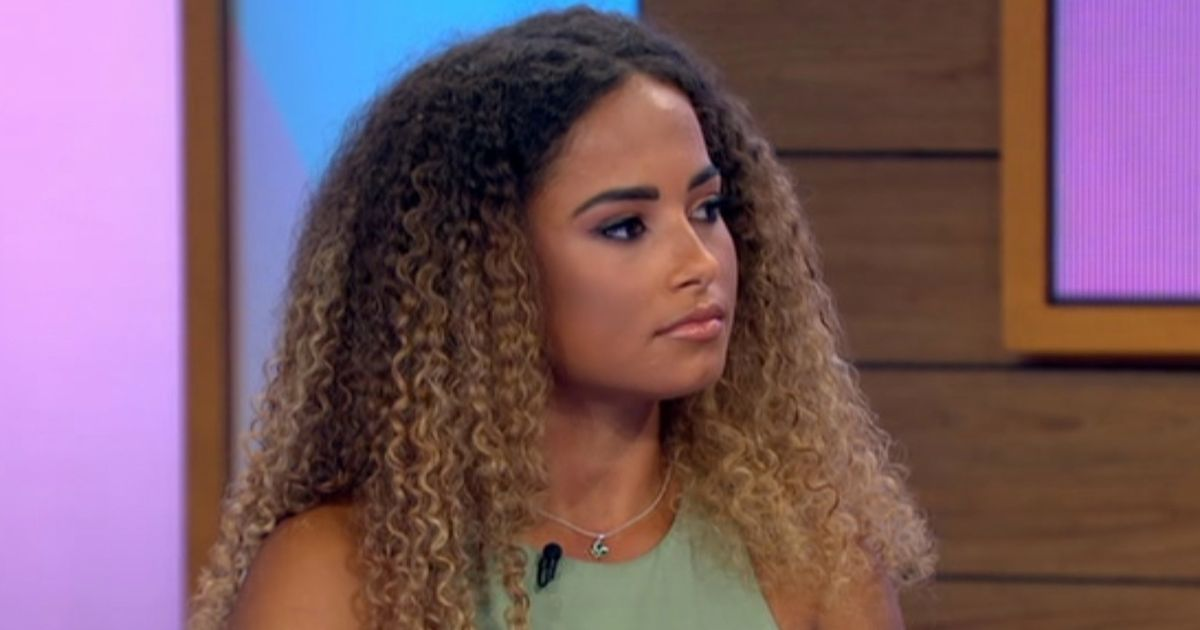 Amber Gill explains real reason why she and Greg O'Shea aren't 'official' yet