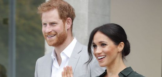 "Meghan and Harry say they'll follow ""amazing"" people you suggest on Instagram"