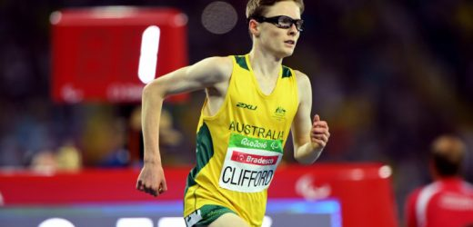 Countdown begins amid changing face of Australian Paralympic team