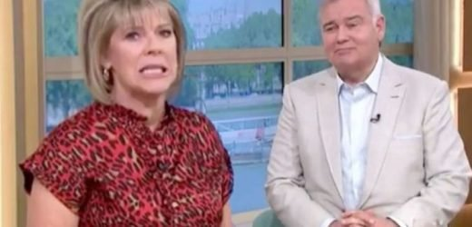 ITV This Morning: Ruth Langford and Eamonn Holmes furious as guests SNUB show