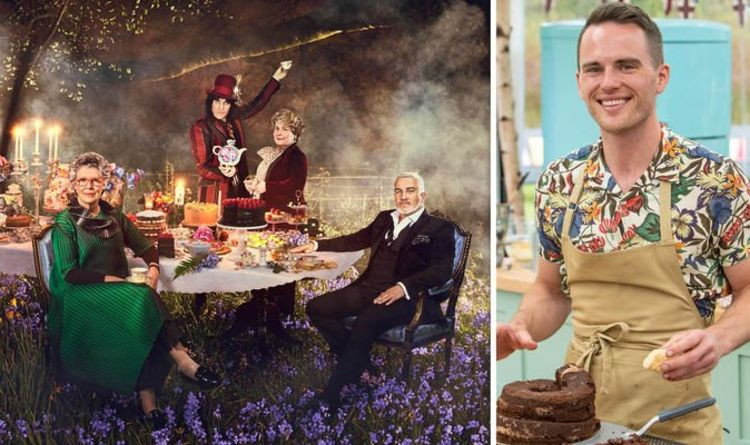 Great British Bake Off 2019 contestants: Who is David? Age, job, Instagram