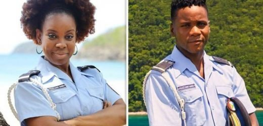 Death in Paradise: What does Shyko Amos really think of co-star Tobi Bakare?