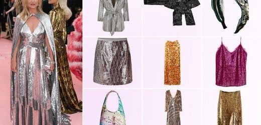 FEMAIL reveals the best glittering clothes
