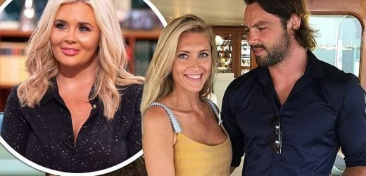 Ben Foden 'shared secret texts with Big Brother star Rebecca Jane'