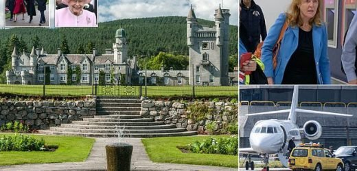 The Queen is bracing herself to host Andrew and  Fergie at Balmoral
