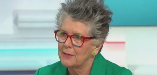 Prue Leith: 'I'm not prepared to be PR stunt' in hospital food review