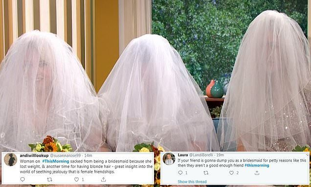 Women sacked from their friends' wedding parties share their stories