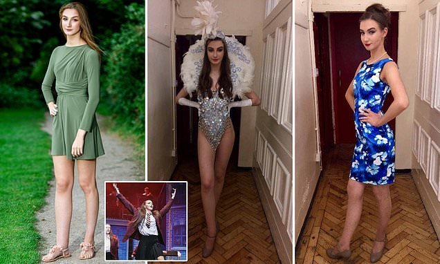 Dancer, 19, tries to raise £18,000 for surgery for medical condition