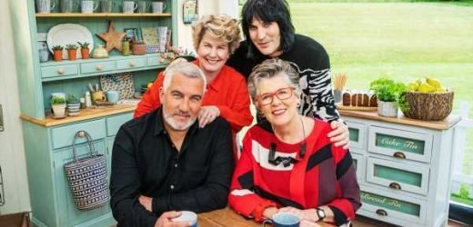 Great British Bake Off stars in tears over savage put-downs from Paul Hollywood