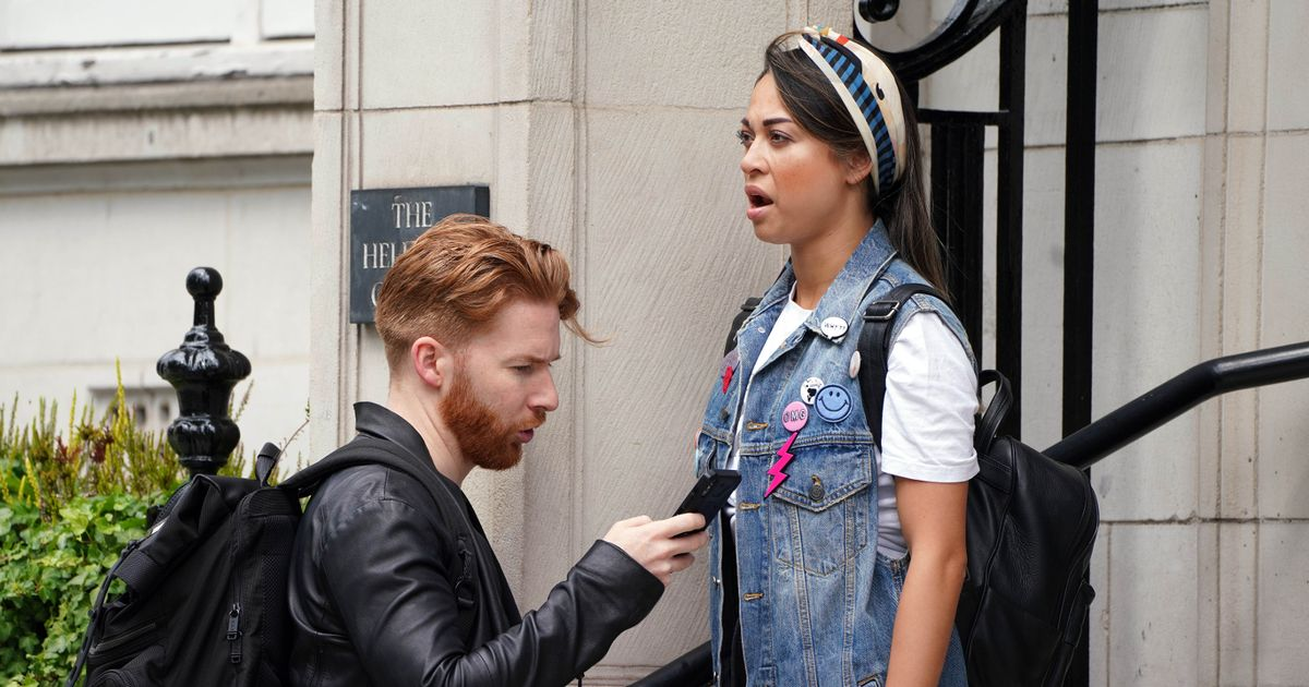 Strictly's Katya and Neil Jones dropped huge hint about marriage problems
