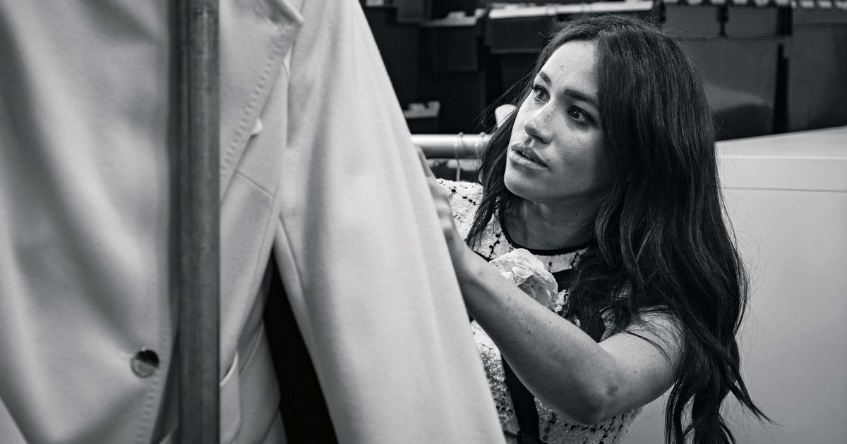 Meghan Markle launching clothing line to be sold in John Lewis and M&S in aid of charity