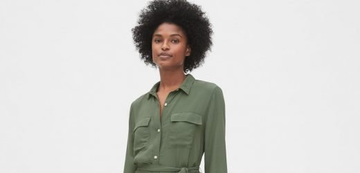 These New Dresses From Gap Will Be Your Fall Wardrobe Staples