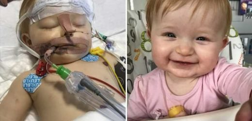 My baby girl was killed by a cough – I screamed in horror as doctors tried to give her CPR – The Sun