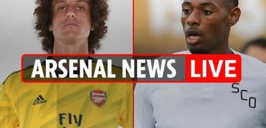 1.30pm Arsenal news LIVE: Reine-Adelaide funds boost, Luiz chosen over Rugani, fourth kit announcement, Mustafi exit LATEST – The Sun