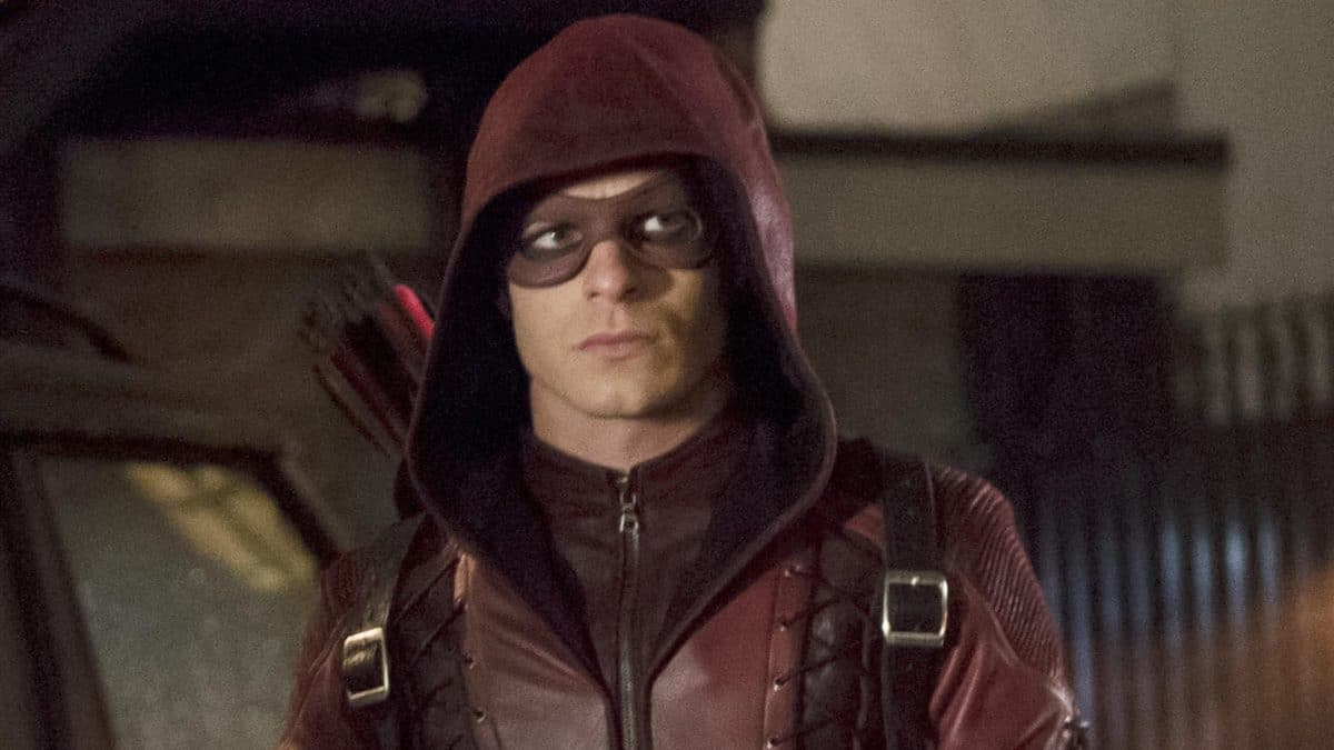 Arrow: Colton Haynes not returning as series regular for final season