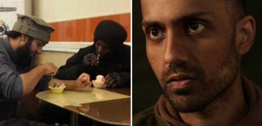 Family of Brit ISIS jihadi 'Hungry Hamza' beg for him to be brought back to UK from Syria