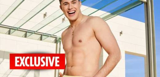 Love Island's Curtis Pritchard reveals he's open to having a relationship with a man – The Sun