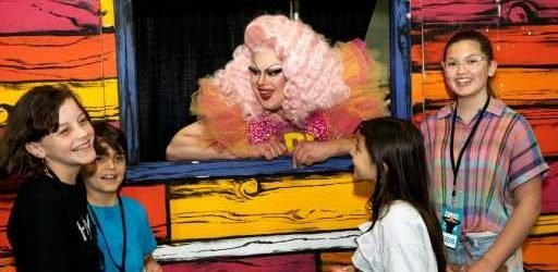 Is DragCon for Children? Here Are Some Kids Activities at RuPaul's DragCon NYC 2019