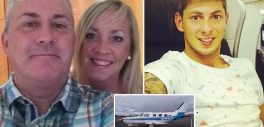 Emiliano Sala pilot's wife blasts critics who blamed him for crash after bombshell carbon monoxide findings – The Sun