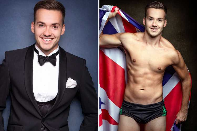 Hunky rocket scientist becomes the first Brit to hold the Mr World title – and he has an IQ of 181 – The Sun