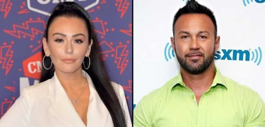 Jersey Shore's Jenni 'JWoww' Farley and Roger Mathews Finalize Divorce