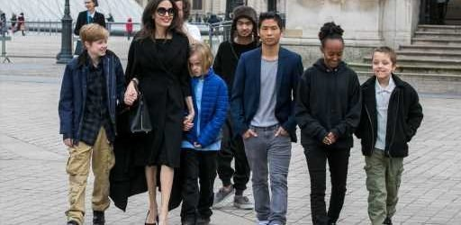 Angelina Jolie Just Admitted to 'Ugly Crying' Over Her Son Maddox