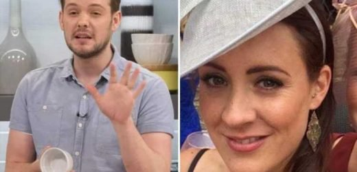 Fears grow for Bake Off winner John Whaite's sister over history of mental health issues before she vanished during three-day airport breakdown