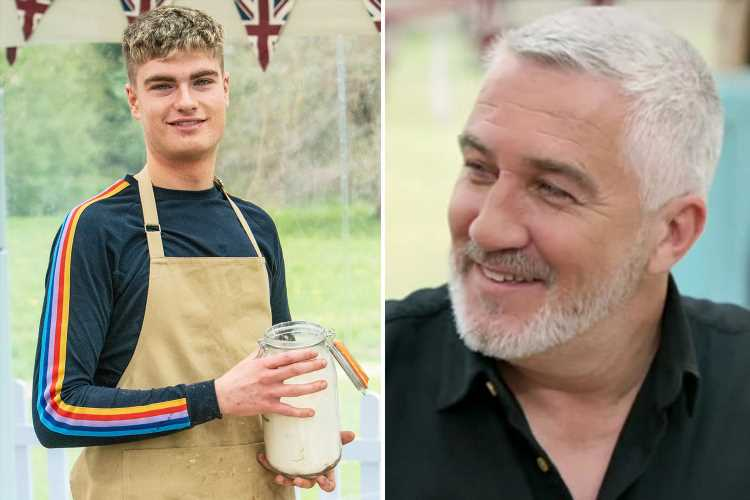 Bake Off fans mock Paul Hollywood for questioning contestant's age despite dating 22 year old Summer Monteys-Fullam