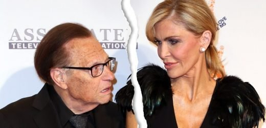 Larry King & Wife Shawn To Divorce After 22 Years