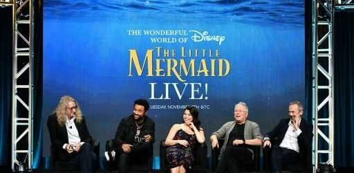 When Does 'The Little Mermaid Live' Air On ABC?